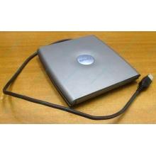 Внешний DVD/CD-RW привод Dell PD01S для ноутбуков DELL Latitude D400 в Пскове, D410 в Пскове, D420 в Пскове, D430 (Псков)