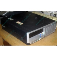 Компьютер HP DC7100 SFF (Intel Pentium-4 520 2.8GHz HT s.775 /1024Mb /80Gb /ATX 240W desktop) - Псков