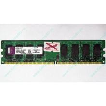 ГЛЮЧНАЯ/НЕРАБОЧАЯ память 2Gb DDR2 Kingston KVR800D2N6/2G pc2-6400 1.8V  (Псков)