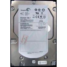 Жесткий диск 600Gb 15k Dell 9FN066-008 6G SAS ( Seagate Cheetach ST3600057SS 15K.7) - Псков
