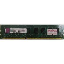 Глючная память 2Gb DDR3 Kingston KVR1333D3N9/2G pc-10600 (1333MHz) - Псков