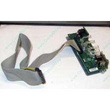 Панель передних разъемов (audio в Пскове, USB) и светодиодов для Dell Optiplex 745/755 Tower (Псков)