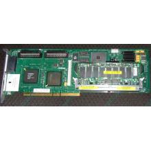 SCSI рейд-контроллер HP 171383-001 Smart Array 5300 128Mb cache PCI/PCI-X (SA-5300) - Псков
