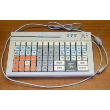 POS-клавиатура HENG YU S78A PS/2 белая (Псков)
