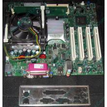 Комплект: плата Intel D845GLAD с процессором Intel Pentium-4 1.8GHz s.478 и памятью 512Mb DDR1 Б/У (Псков)