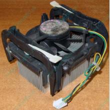 Кулер для процессоров socket 478 с медным сердечником внутри алюминиевого радиатора Б/У (Псков)
