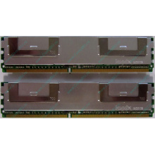 Серверная память 1024Mb (1Gb) DDR2 ECC FB Hynix PC2-5300F (Псков)