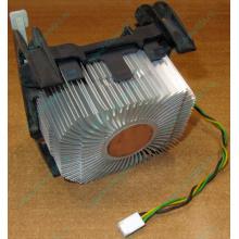 Кулер для процессоров socket 478 с большим сердечником из меди Б/У (Псков)